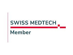 We are Swiss Medtech Member and participant at the expo, Lucerne