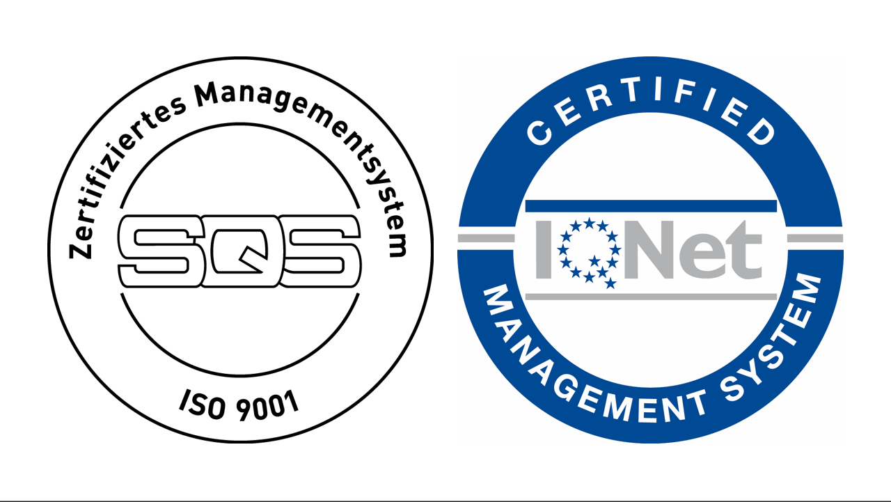 Process-oriented into the future: ISO certification successfully passed